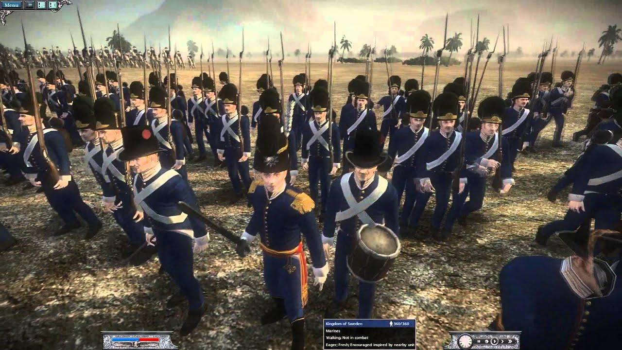 alternate history unit mod napoleon total war sweden