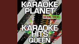 Crazy Little Thing Called Love (Karaoke Version With Background Vocals) (Originally Performed...