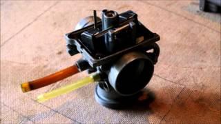 Yamaha Banshee: Carburateurs