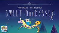 Adventure Time: Sweet Ooodyssey – Lady Rainicorn making Sweet