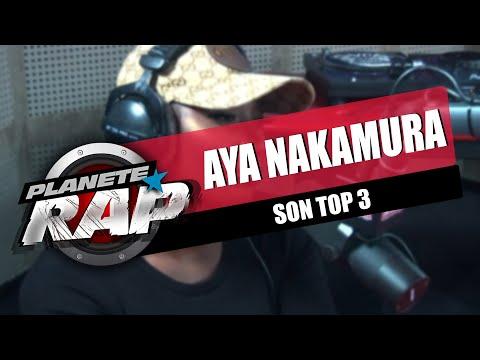 Youtube: Aya Nakamura donne son top 3 de l'album! #PlanèteRap