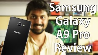 samsung galaxy a9 pro review huge phone huge battery