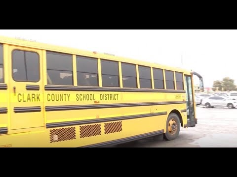 CCSD Holding Monthly Job Fairs To Fill Nearly 100 Bus Driver Positions