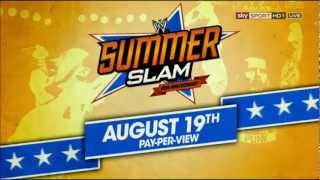 "WWE SummerSlam 2012 Official Theme Song - ""Don"