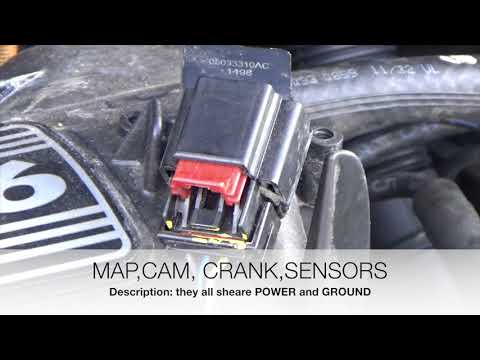 P0340 Camshaft Position Sensor A Bank 1