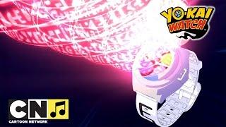Intro | Yo-Kai Watch | Cartoon Network
