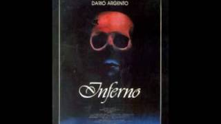 Keith Emerson - INFERNO ost - Dario Argento (1980)