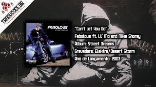Fabolous ft. Lil' Mo and Mike Shorey - Can't Let You Go [Legendado] [HD]