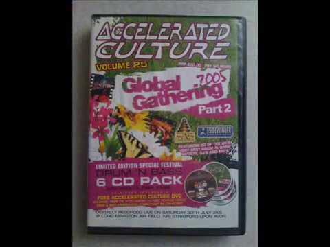 DJ Mampi Swift b2b DJ Friction- Global Gathering 2005