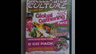 DJ Mampi Swift b2b DJ Friction- Global Gathering 2005