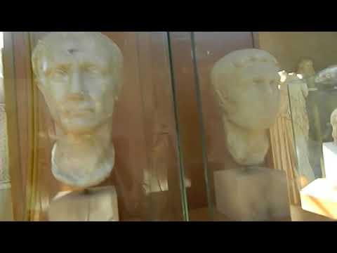 Ancient Corinth (Greece) - September 24, 2016