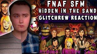 [SFM/FNAF] Hidden in the Sand (Valentine's Day specials) | Special Reaction | GLITCHREW