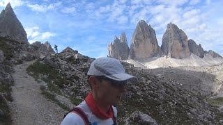 The North Face Lavaredo Ultra Trail 2015