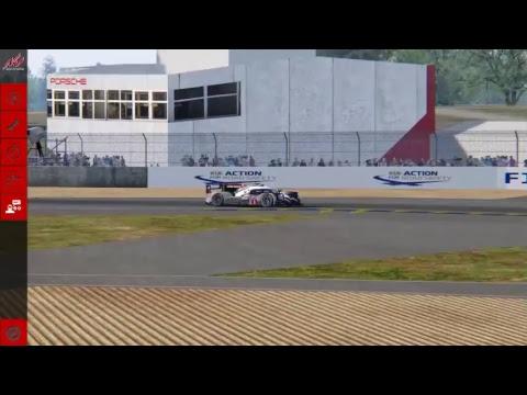 LMP1 Track Day @Le Mans