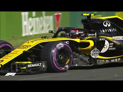 2018 Australian Grand Prix: FP2 Highlights