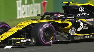 2018 Australian Grand Prix: FP2 Highlights