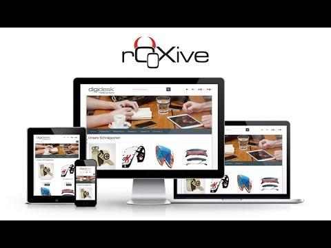 Installation | RoxIVE - Responsive OXID EShop Theme