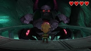 Evoland - Final Boss + Ending (Zelda Final Fantasy Diablo Clone) HD