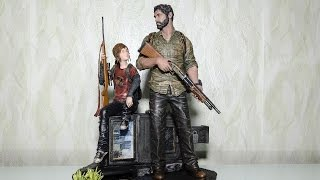 Распаковка редкого коллекционного издания The Last of Us - Post Pandemic Edition на PS3