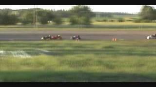 Stock Pro Heavy MASN University Plains Speedway Brookings, SD