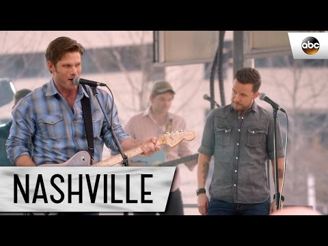 "Chris Carmack (Will) and Will Chase (Luke) Sing ""Brothers"" - Nashville Finale"