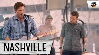 Chris Carmack (Will) and Will Chase (Luke) Sing Brothers - Nashville Finale