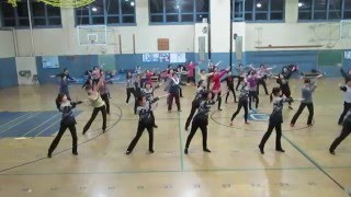 Class Video 鸿雁飞飞 12/16/2015 San Francisco Chinese Line Dance 三藩市鳳凰飛健舞社