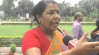 JD(U), BJP members lock horns with each other outside Vidhan Sabha