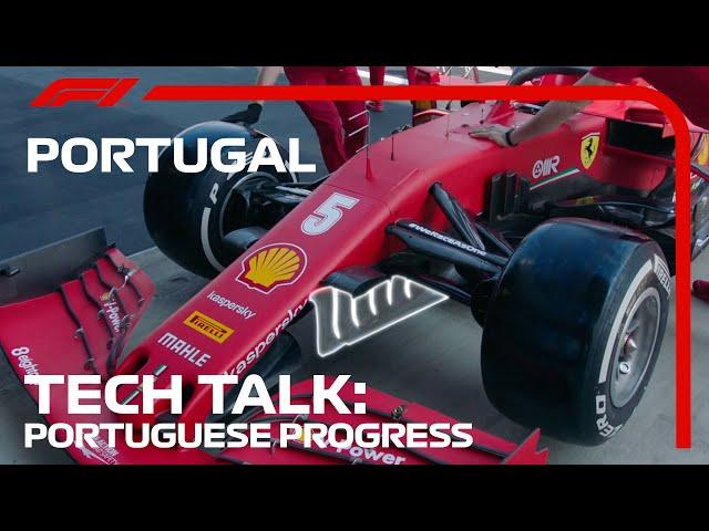 Progress In Portugal? | Tech Talk | 2020 Portuguese Grand Prix