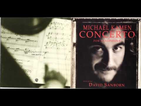 Michael Kamen f. David Sanborn - Sandra