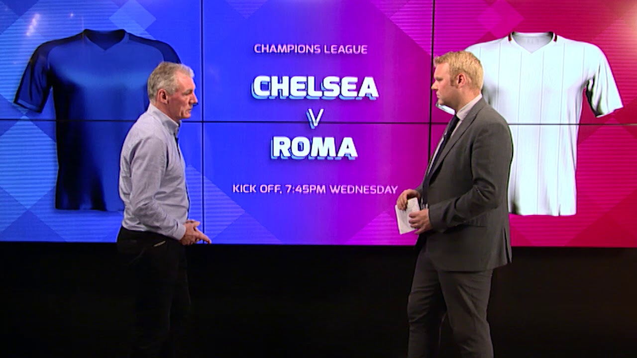 Chelsea vs. Roma Match Preview - YouTube