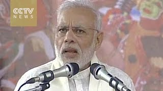 Indian PM Accuses Pakistan Of Exporting Terrorism
