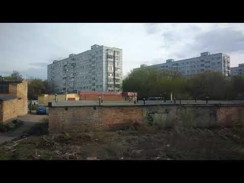 . По дороге на Москву. Поездка на поезде из Пензы-1