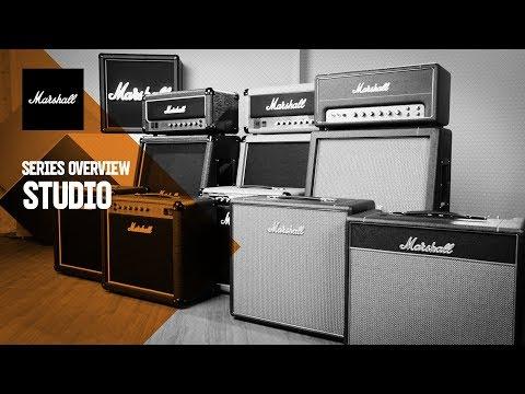 Marshall SC20H Studio Classic 20/5-watt Tube Head | Sweetwater