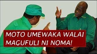 Ghafla TumepataTaarifa Nyingine nzito kuhusu MAGUFULI, Moto Umewaka Walai Rais ni Noma