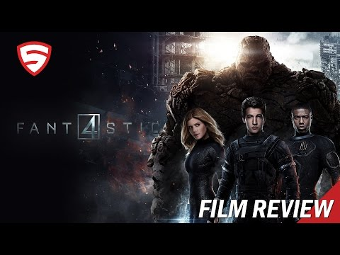 Fantastic Four Review (Spoilers)