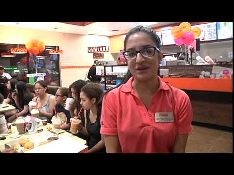 Valley Biz Blog Dunkin Donuts Grand Opening