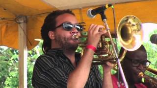 Red Baraat Makes NYC Music with a Punjabi Beat