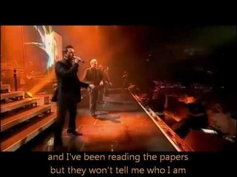 Westlife - Hey Whatever with Lyrics (Live)