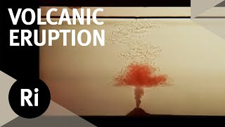 Why Do Volcanic Eruptions Form Mushrooms Clouds? - Christmas Lectures with James Jackson