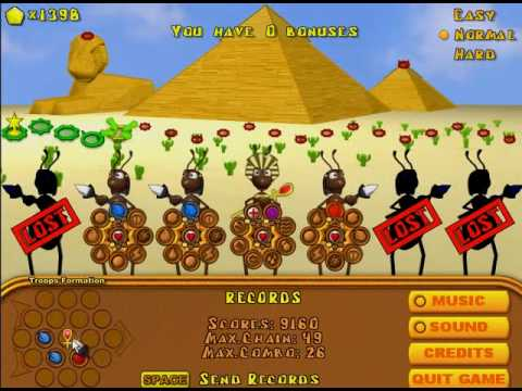 Ancient Ants Adventure – Freeware Tactical Shooter