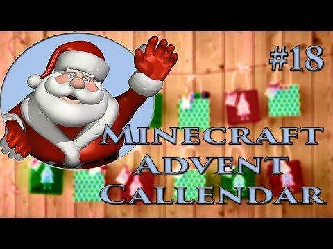 Advent Calendar #18 - Prezent W Skarpecie!  [MINECRAFT MAP]
