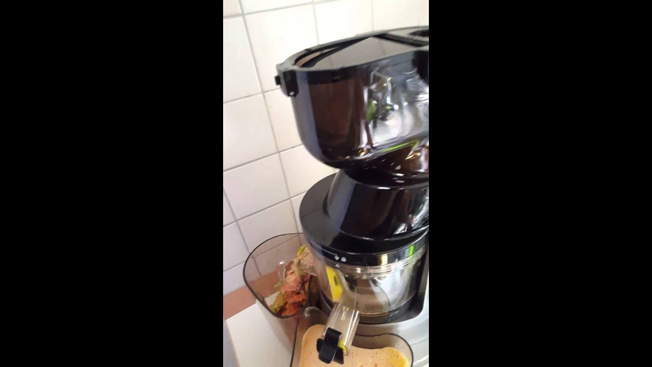 omega horizontal juicer reviews