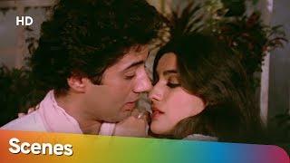 Sunny Deol's Best Scenes From His First Movie Betaab | Amrita Singh | Shammi Kapoor