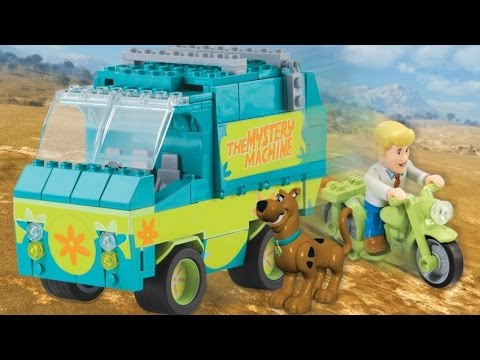 scooby doo mystery machine trap time playset dessin anim pour les enfants