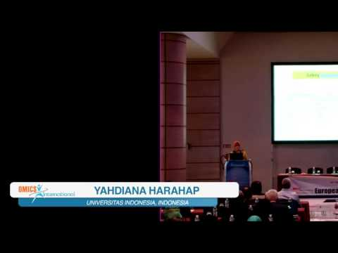 Yahdiana Harahap | Indonesia  | European Pharma Congress   2016 | Conferenceseries LLC