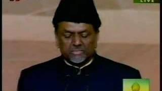 Jalsa UK 2007 Speech by National Ameer Sahib UK 2