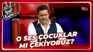 Genç Yarışmacı Beyaz'ın Dikkatini Çekti! | O Ses Türkiye 12. Bölüm