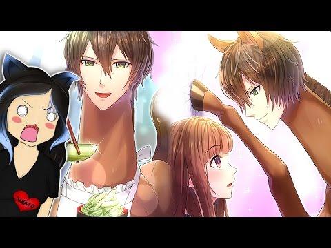 mobile anime dating games