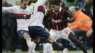 Ronaldinho in AC Milan | Dribbling Skills and Goals HD